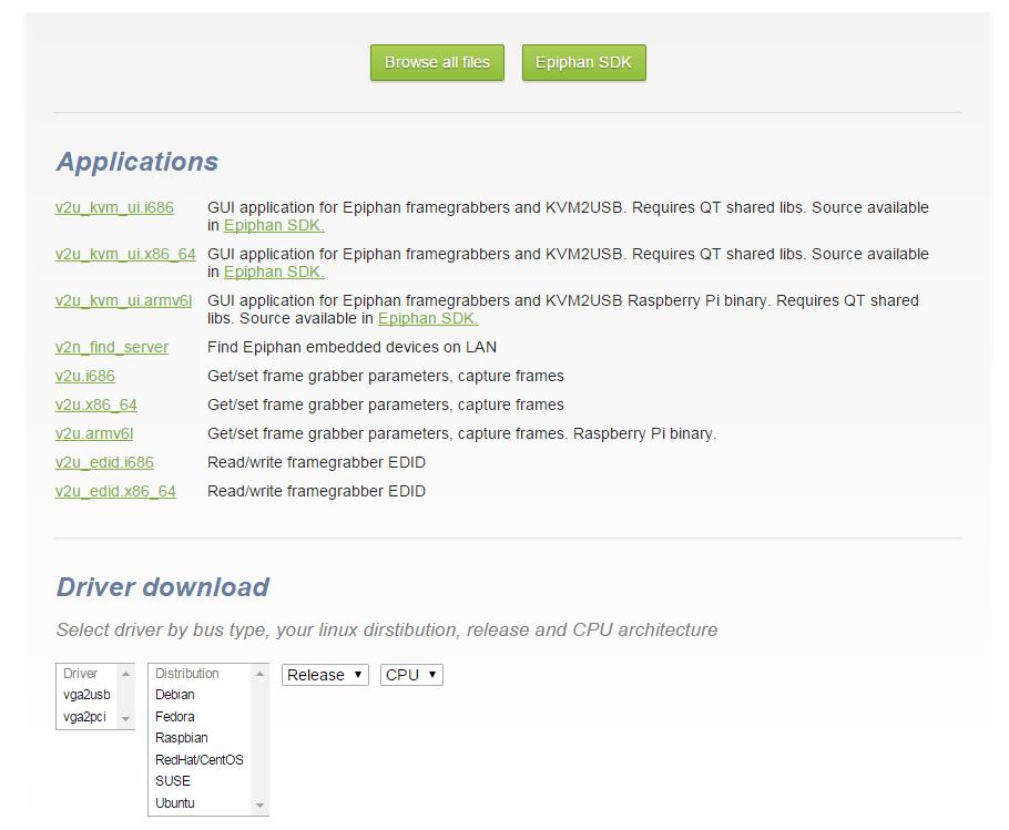 DVI2USB 3 0 on Linux