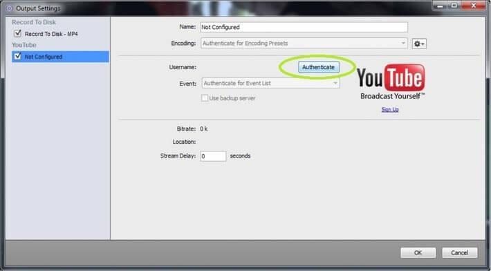 Configurar fotos en streaming en pc 31