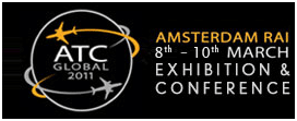 ATC (air traffic control) Amsterdam 2011 logo