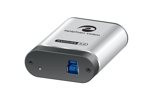 DVI2USB 3.0 - Bottom USB Port