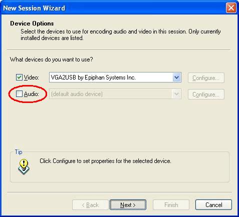 software audio