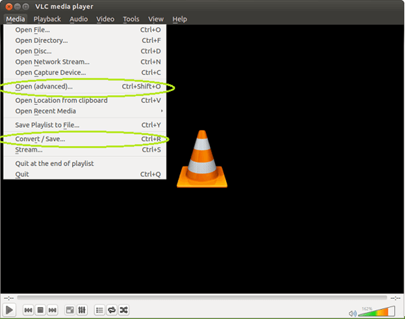 capture video using Linux