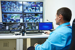 Security and Control Rooms live streaming applications