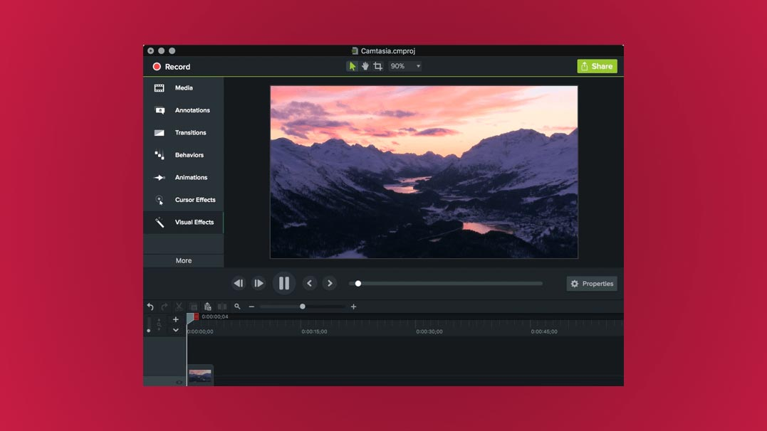 How to record VGA or DVI signals using Camtasia Studio image