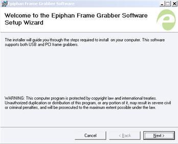 frame grabber software