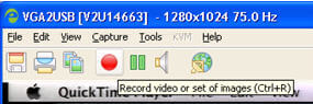 record video with your dvi2usb 3.0