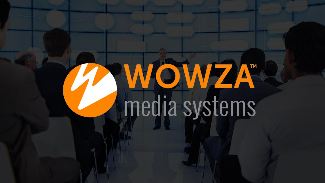 Stream video to Wowza Streaming Engine from any source image