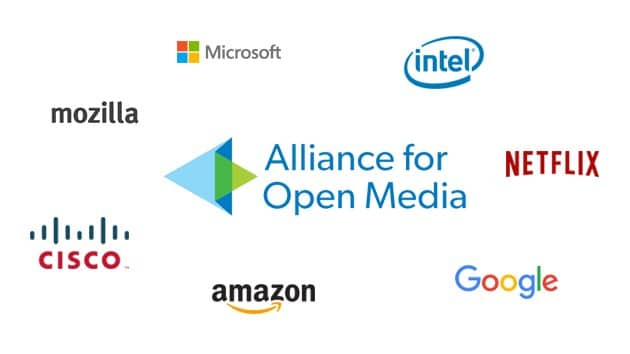 4K codecs - Alliance for Open Media