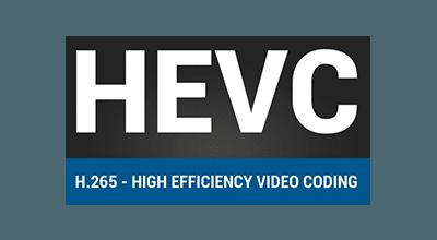 4K codecs - HEVC