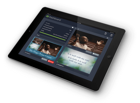 EpiphanLive-on-iPad-Worship