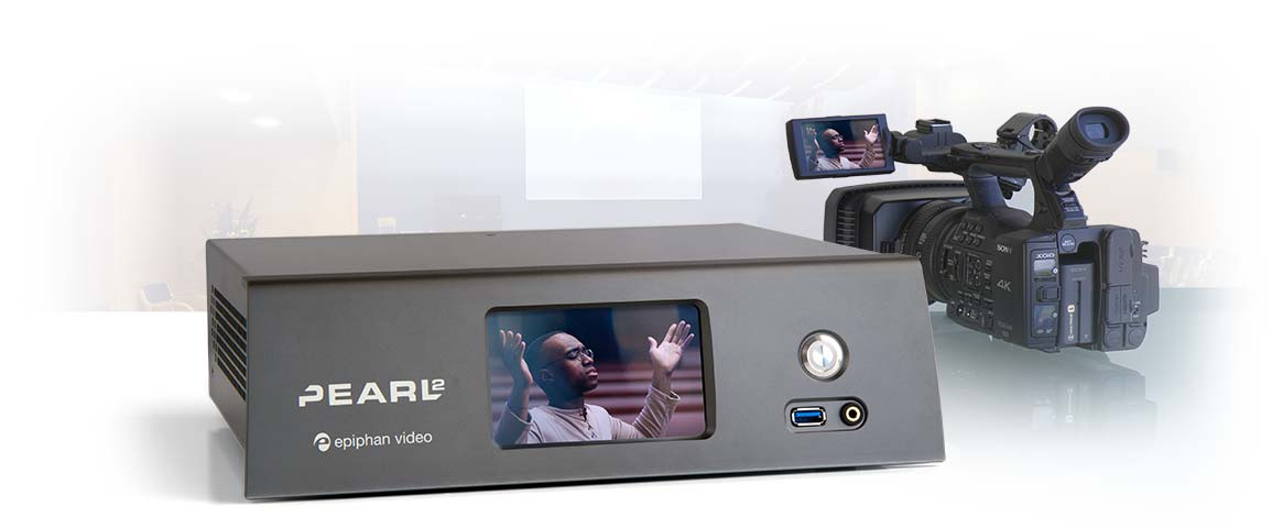 All-in-one church live stream solutions image