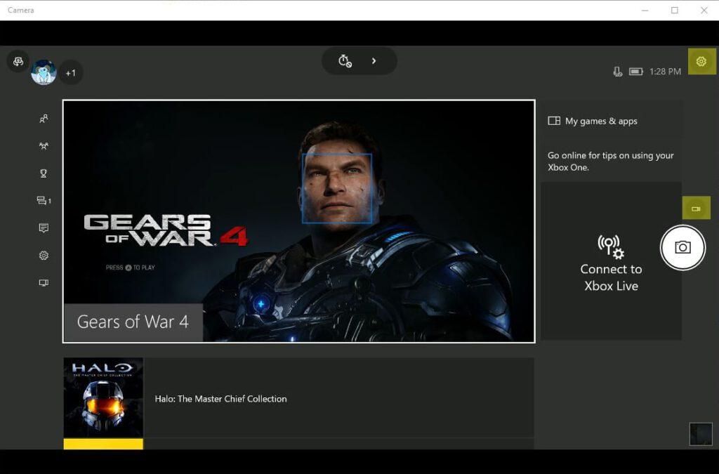 Windows Camera Select Video and Settings