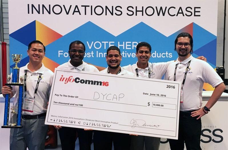 Dycap team