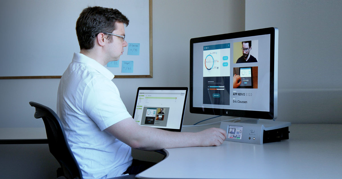 Effortless observation for UX labs, market research, and focus groups image