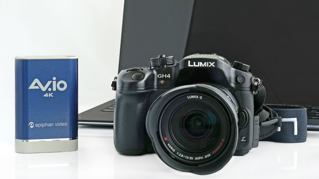 How to get 4K output from your Panasonic GH4 camera image