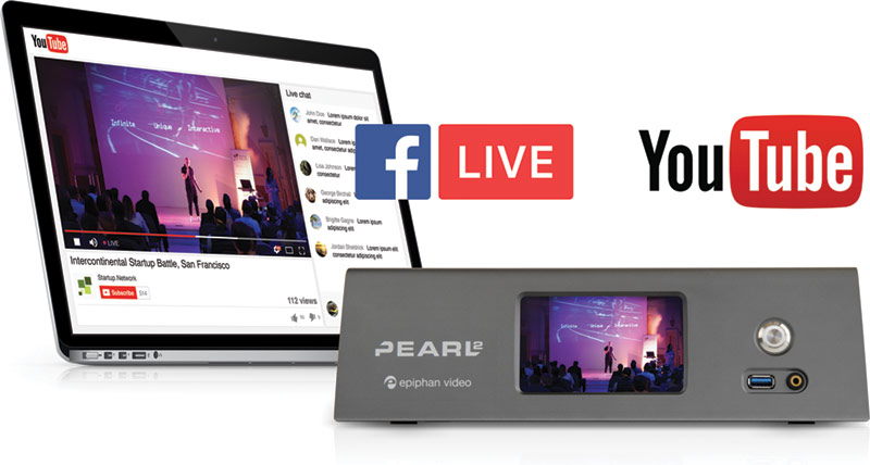Startup-battle_Pearl-2-streaming-to-social-media