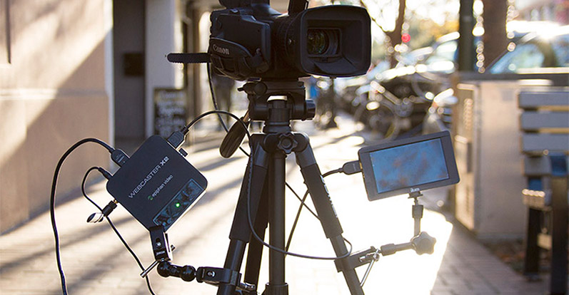 6 ways to supercharge your Webcaster X2 image