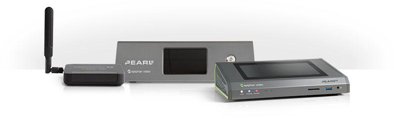 Streaming hardware
