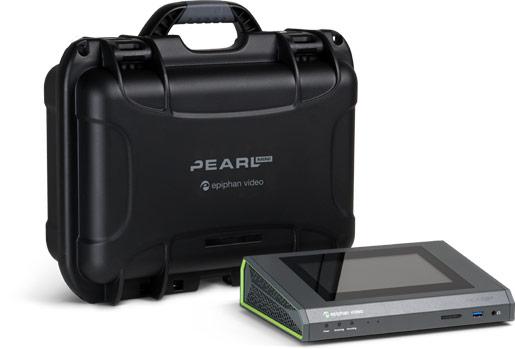 Pearl Mini with case