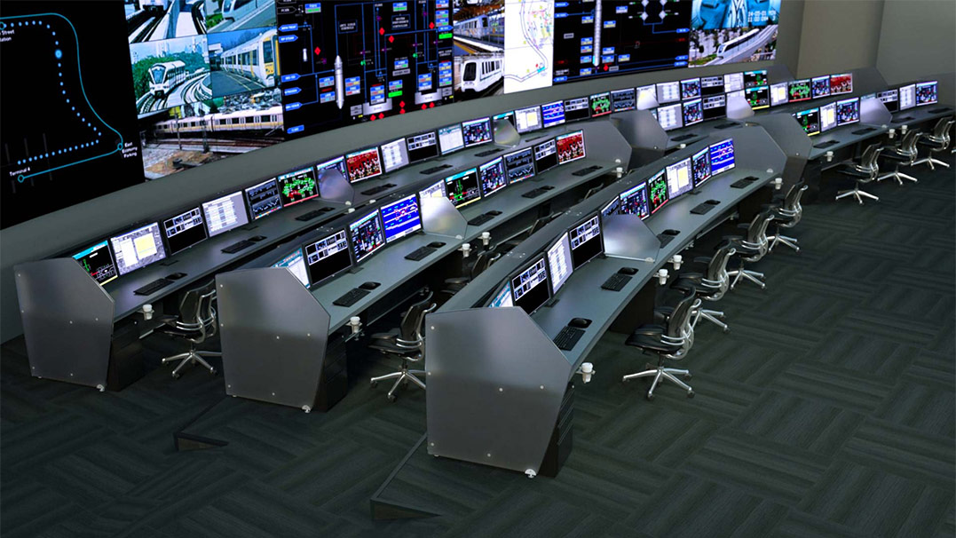 How to share a remote display with a control room display wall image