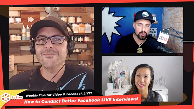 BeLive - Weekly tips show