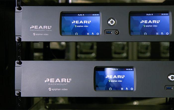 Pearl-2 Rackmount and Rackmount Twin