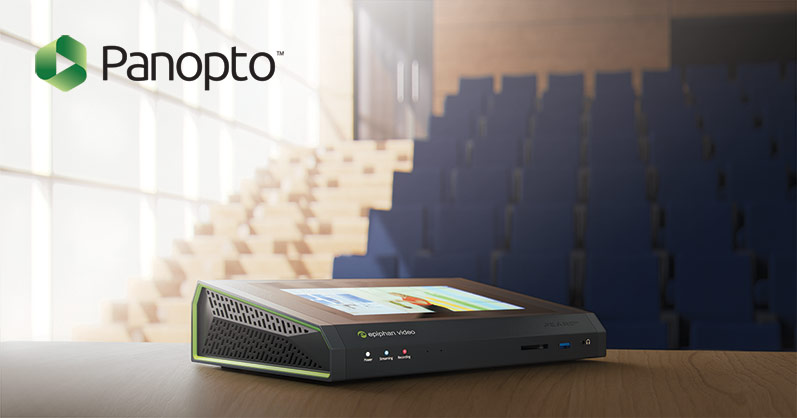 What is Panopto and is hardware lecture capture equipment best? image