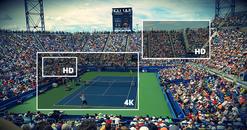 Beyond 4K: How 8K cameras could revolutionize live event production image