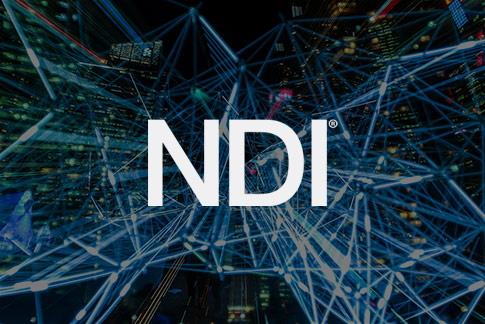 Webinar NDI applications for live video