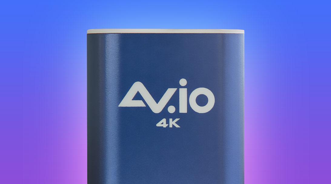 AV.io 4K capture card – Award-winning and great reviews! image