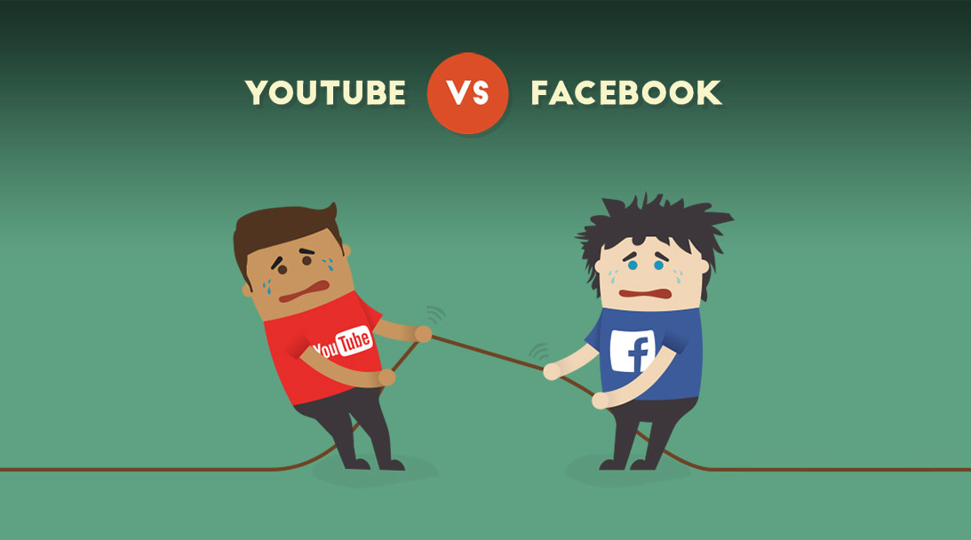 Live streaming showdown: YouTube or Facebook image
