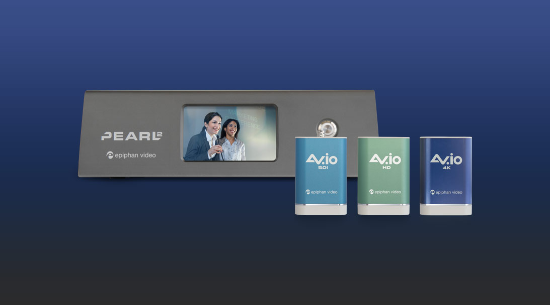 Get more from Pearl-2 with AV.io image