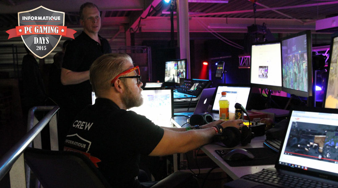 Live streaming video gaming and eSports image