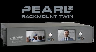 Pearl-2: Rackmount Twin