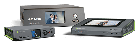 Pearl family: All-in-one video capture solution