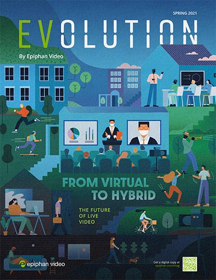 EVolution Magazine: Sping 2021