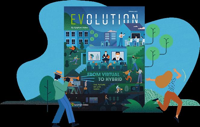 EVolution Magazine - Spring 2021