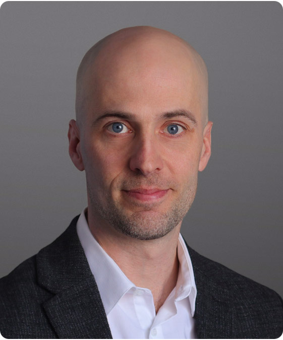 George Birchall: Head of Marketing