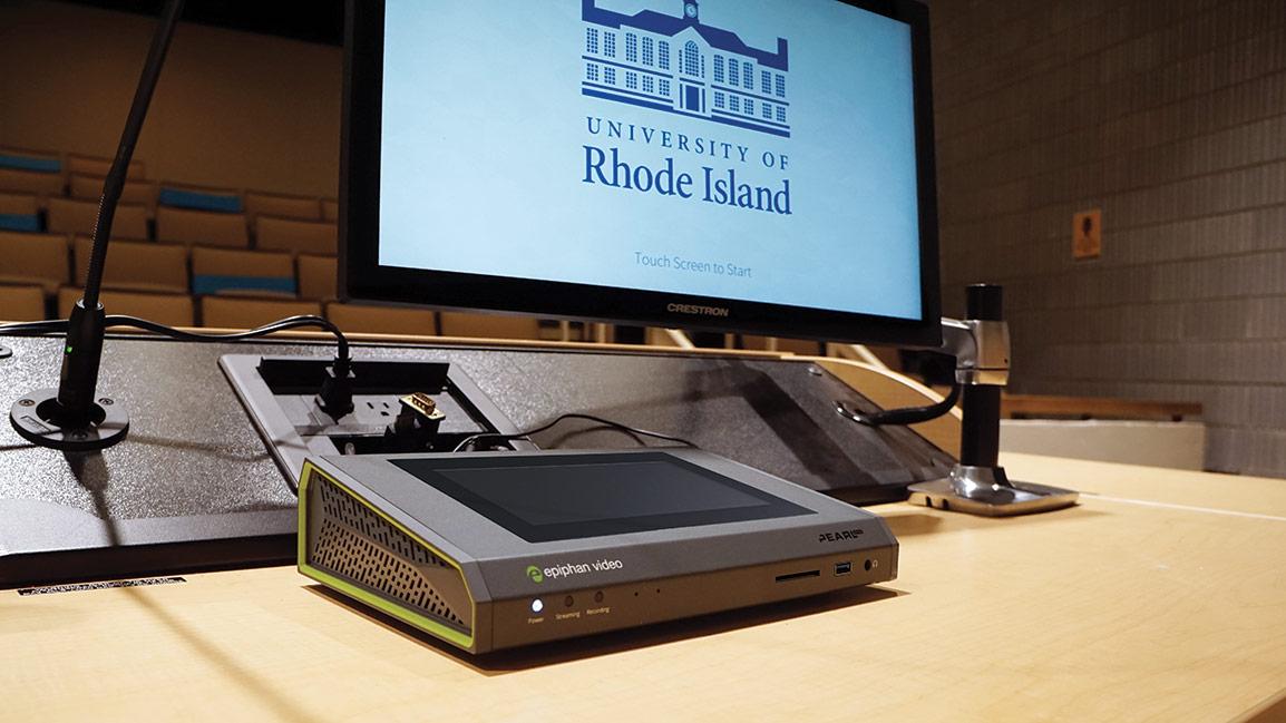 University of Rhode Island - Pearl Mini