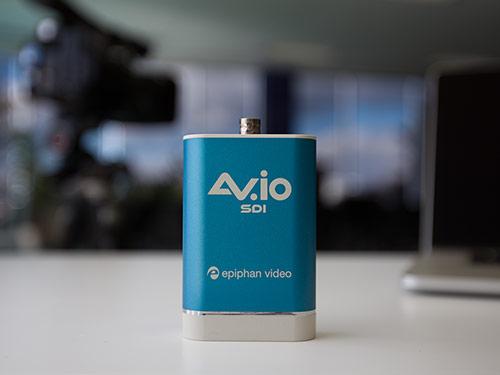 AV.io SDI - Production-quality SDI to USB video capture card