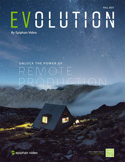EVolution magazine - Fall 2021