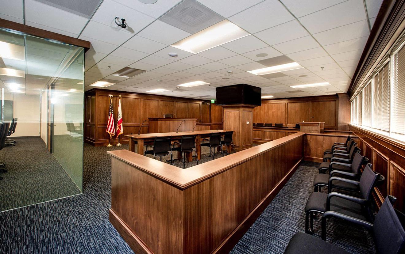 Verdict Advantage - Courtroom